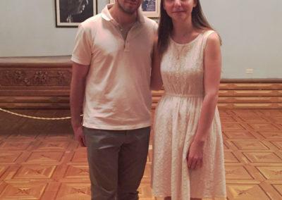Sergey Khachatryan and Diana Adamyan (2018) 2