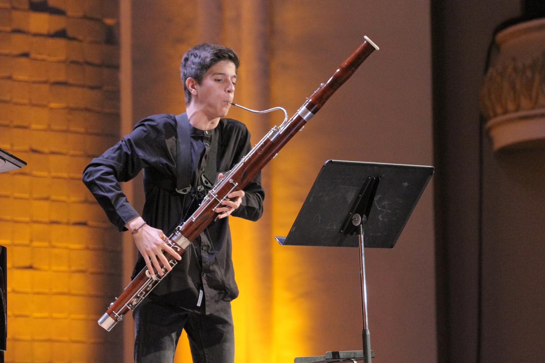 10. Hovik-Khoren Esmerjyan, bassoon