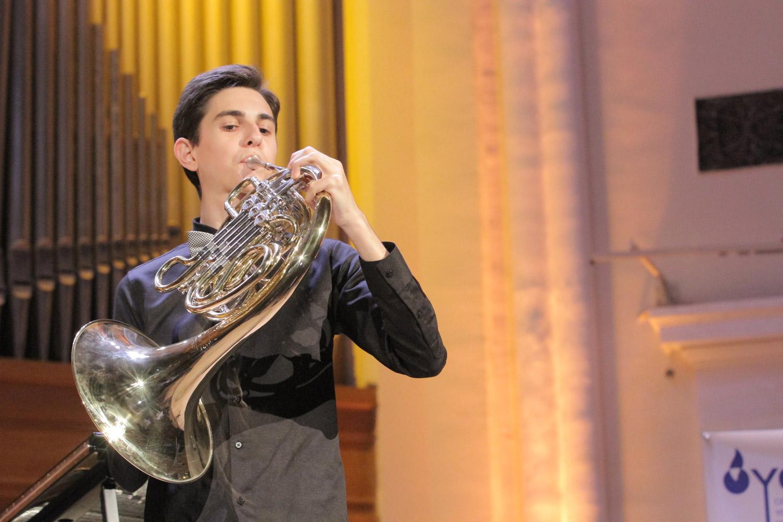14. Mikayel Martirosyan, horn