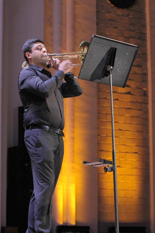 16. Stepan Amaryan, trombone
