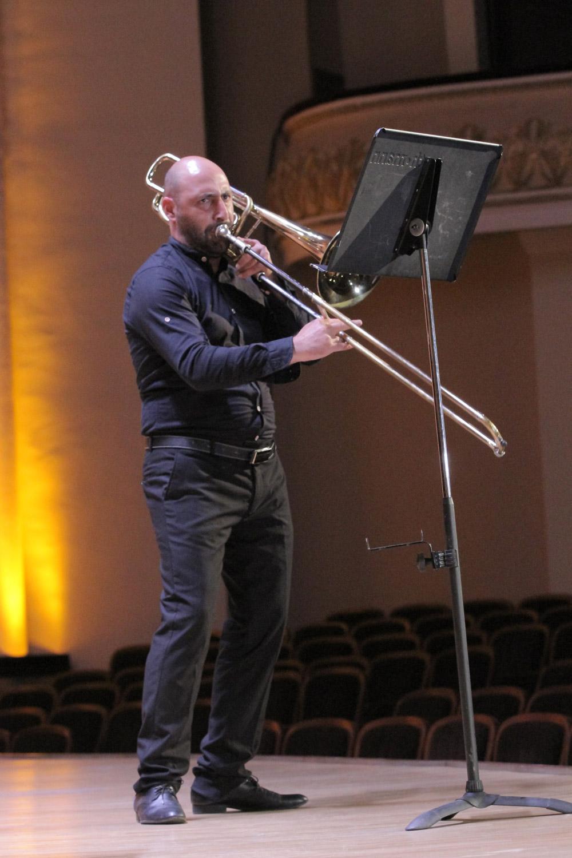 17. Hayk Ter-Margaryan, bass trombone