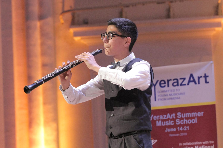 7. Ara Ivanyan, oboe