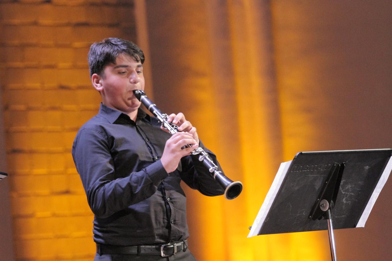 8. Alen Hovhannisyan, clarinet