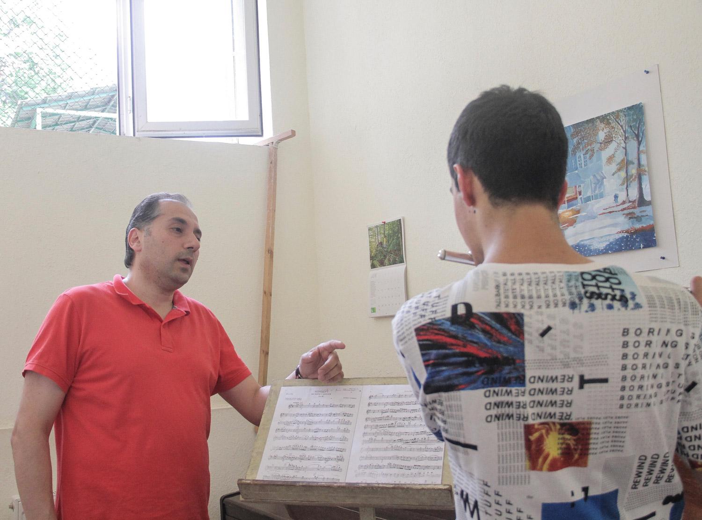 Khazhak Tumasyan, flute - Day 2