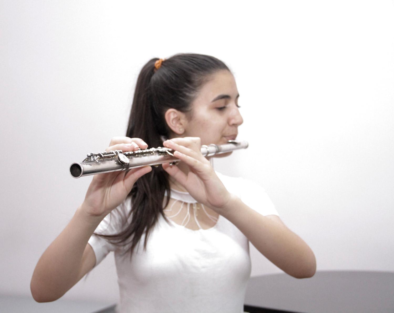 Mariam Zhamakochyan, flute - Day 5