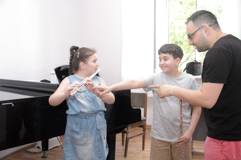 Nane Vardanian, Narek Avagyan, flute - Day 5