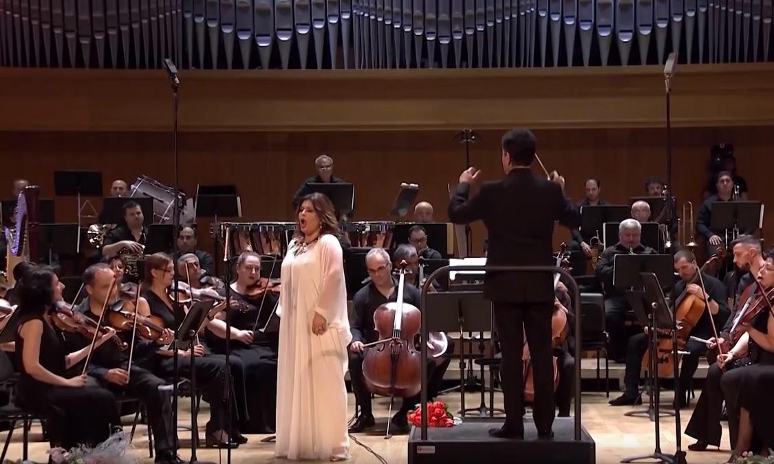 """Verdi: Elena's Bolero from """"I Vespri Siciliani"""""""